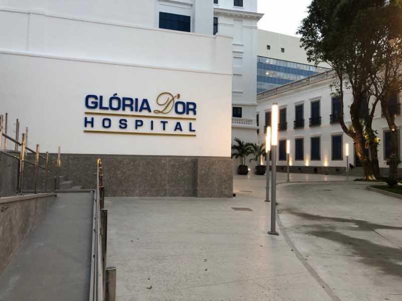 GLORIA DOR. - Kitnet/Conjugado 40m² para alugar Glória, Rio de Janeiro - R$ 1.100 - KFKI00082 - 14