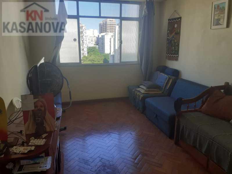 02 - Apartamento 1 quarto à venda Catete, Rio de Janeiro - R$ 430.000 - KFAP10138 - 3