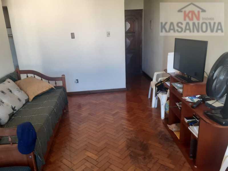 03 - Apartamento 1 quarto à venda Catete, Rio de Janeiro - R$ 430.000 - KFAP10138 - 4
