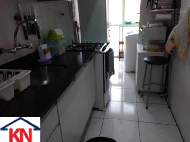 12 - Cobertura Laranjeiras, Rio de Janeiro, RJ À Venda, 4 Quartos, 160m² - KFCO40009 - 13