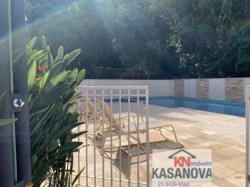 01 - Apartamento 3 quartos à venda Laranjeiras, Rio de Janeiro - R$ 1.100.000 - KFAP30214 - 1