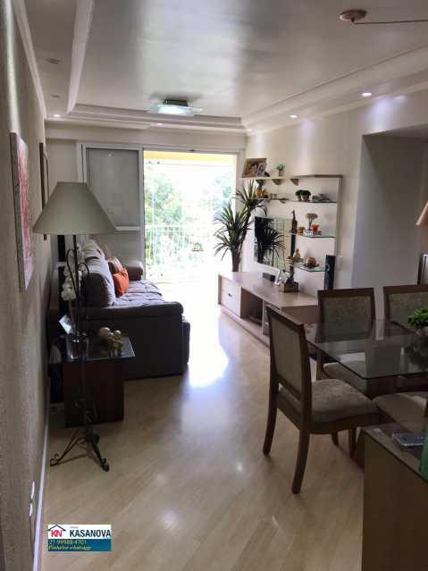 05 - Apartamento 3 quartos à venda Laranjeiras, Rio de Janeiro - R$ 1.100.000 - KFAP30214 - 6