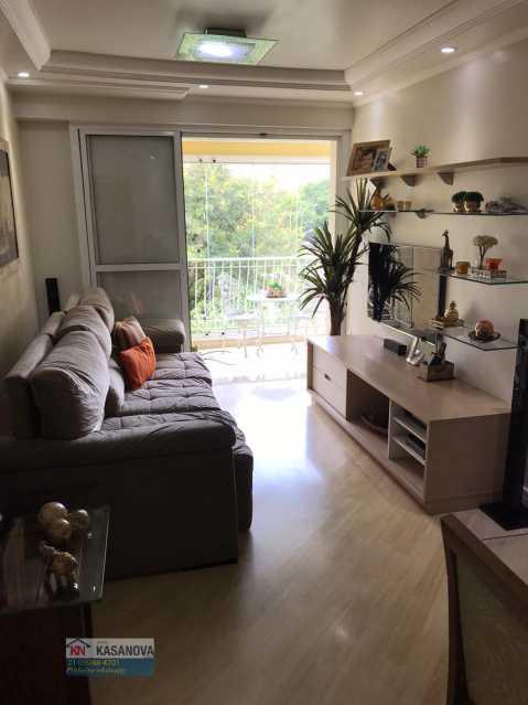 03 - Apartamento 3 quartos à venda Laranjeiras, Rio de Janeiro - R$ 1.100.000 - KFAP30214 - 4