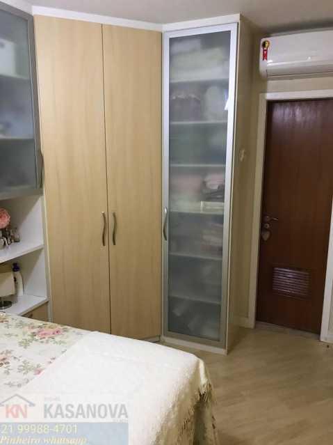 10 - Apartamento 3 quartos à venda Laranjeiras, Rio de Janeiro - R$ 1.100.000 - KFAP30214 - 11