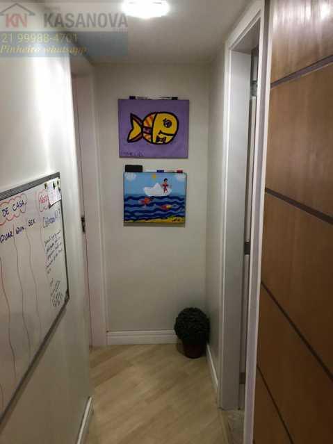 07 - Apartamento 3 quartos à venda Laranjeiras, Rio de Janeiro - R$ 1.100.000 - KFAP30214 - 8