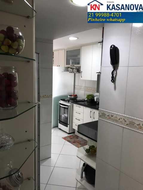 21 - Apartamento 3 quartos à venda Laranjeiras, Rio de Janeiro - R$ 1.100.000 - KFAP30214 - 22