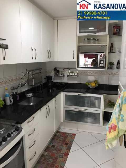 20 - Apartamento 3 quartos à venda Laranjeiras, Rio de Janeiro - R$ 1.100.000 - KFAP30214 - 21