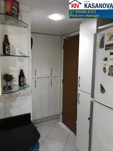 23 - Apartamento 3 quartos à venda Laranjeiras, Rio de Janeiro - R$ 1.100.000 - KFAP30214 - 24