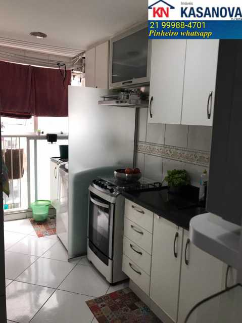 22 - Apartamento 3 quartos à venda Laranjeiras, Rio de Janeiro - R$ 1.100.000 - KFAP30214 - 23