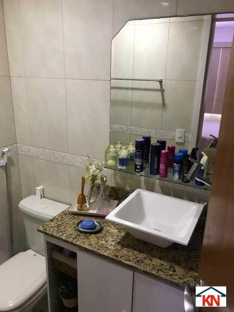 19 - Apartamento 3 quartos à venda Laranjeiras, Rio de Janeiro - R$ 1.100.000 - KFAP30214 - 20