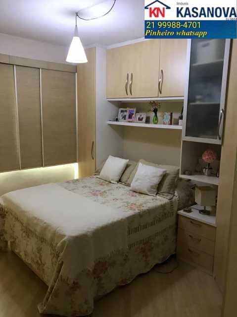 12 - Apartamento 3 quartos à venda Laranjeiras, Rio de Janeiro - R$ 1.100.000 - KFAP30214 - 13