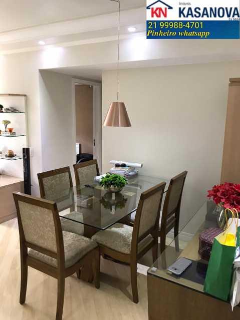 06 - Apartamento 3 quartos à venda Laranjeiras, Rio de Janeiro - R$ 1.100.000 - KFAP30214 - 7