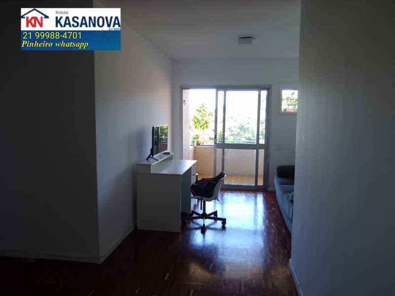 04 - Apartamento 3 quartos à venda Laranjeiras, Rio de Janeiro - R$ 1.080.000 - KFAP30216 - 5