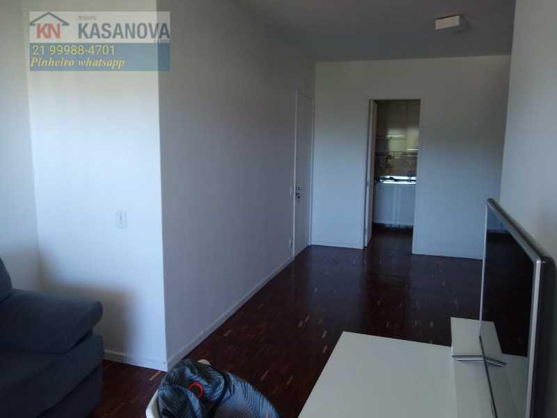 07 - Apartamento 3 quartos à venda Laranjeiras, Rio de Janeiro - R$ 1.080.000 - KFAP30216 - 8