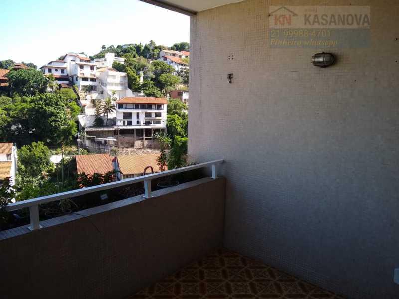 06 - Apartamento 3 quartos à venda Laranjeiras, Rio de Janeiro - R$ 1.080.000 - KFAP30216 - 7