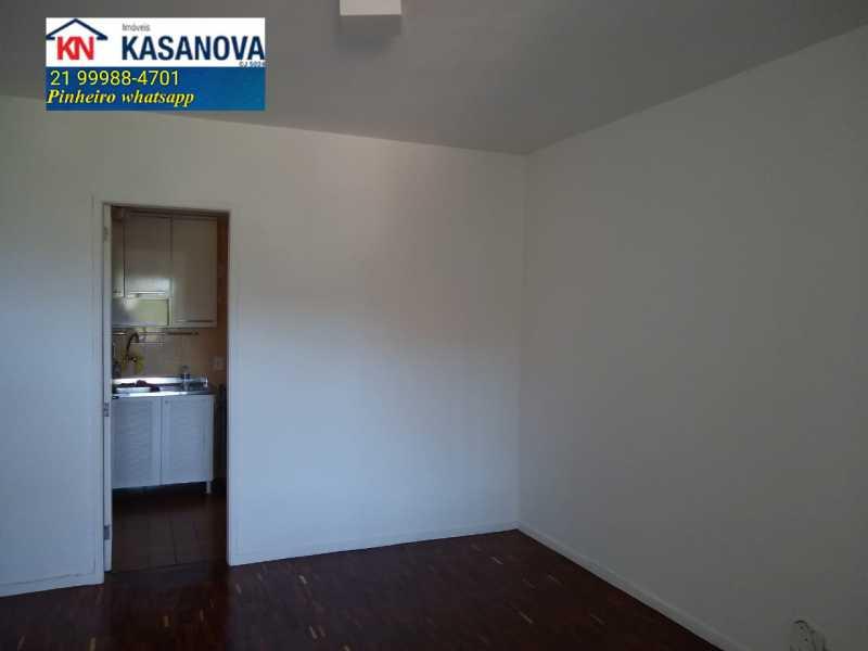 15 - Apartamento 3 quartos à venda Laranjeiras, Rio de Janeiro - R$ 1.080.000 - KFAP30216 - 16
