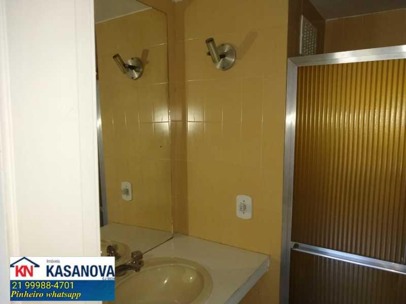 12 - Apartamento 3 quartos à venda Laranjeiras, Rio de Janeiro - R$ 1.080.000 - KFAP30216 - 13