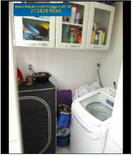 09 - Apartamento 2 quartos à venda Glória, Rio de Janeiro - R$ 580.000 - KFAP20275 - 10