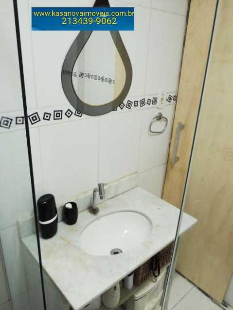 10 - Apartamento 2 quartos à venda Glória, Rio de Janeiro - R$ 580.000 - KFAP20275 - 11
