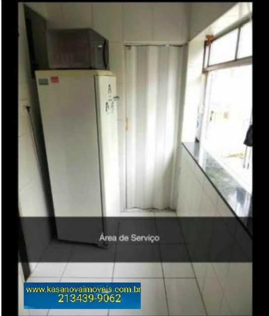 11 - Apartamento 2 quartos à venda Glória, Rio de Janeiro - R$ 580.000 - KFAP20275 - 12