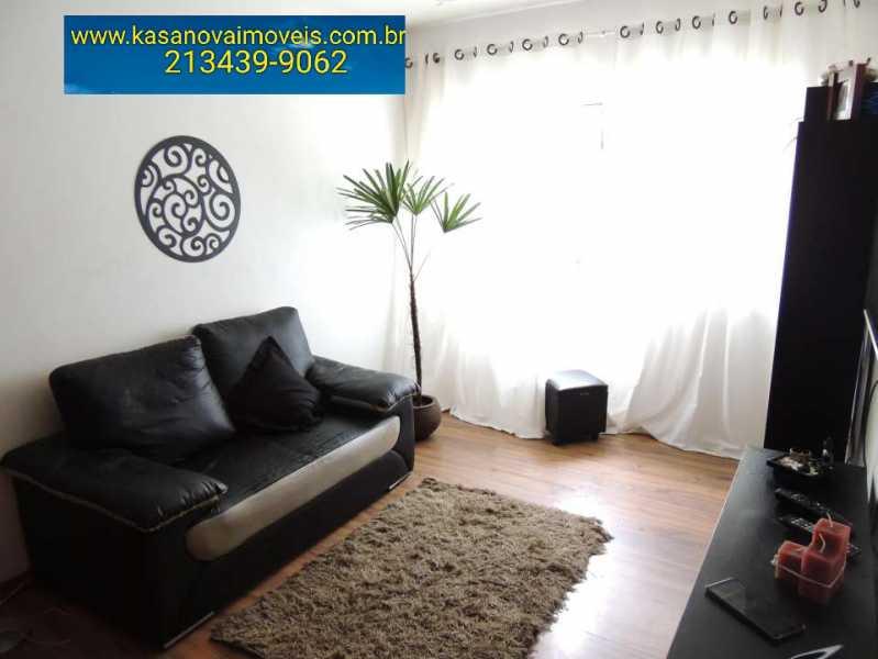 02 - Apartamento 2 quartos à venda Glória, Rio de Janeiro - R$ 580.000 - KFAP20275 - 3