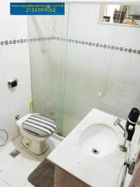 08 - Apartamento 2 quartos à venda Glória, Rio de Janeiro - R$ 580.000 - KFAP20275 - 9