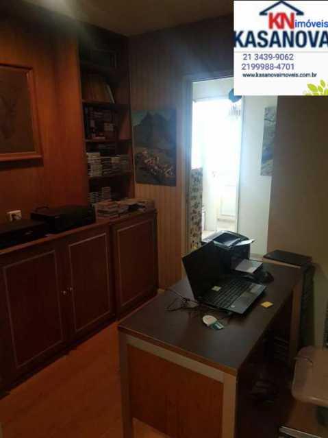 03 - Sala Comercial 100m² à venda Botafogo, Rio de Janeiro - R$ 840.000 - KFSL00021 - 4