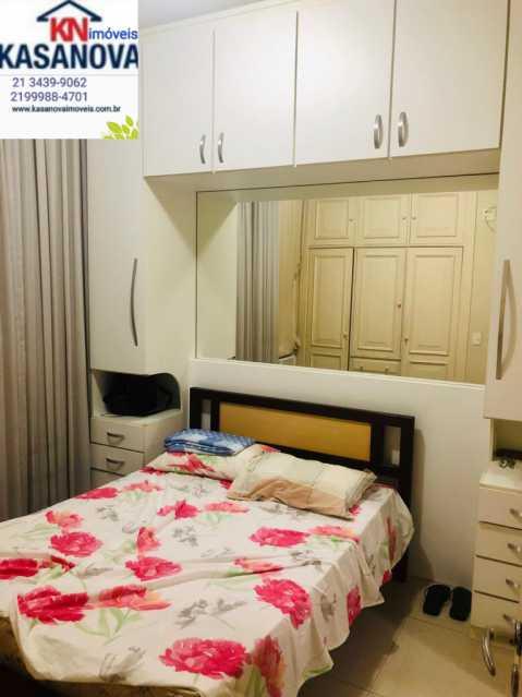 04 - Apartamento 3 quartos à venda Laranjeiras, Rio de Janeiro - R$ 1.000.000 - KFAP30219 - 5