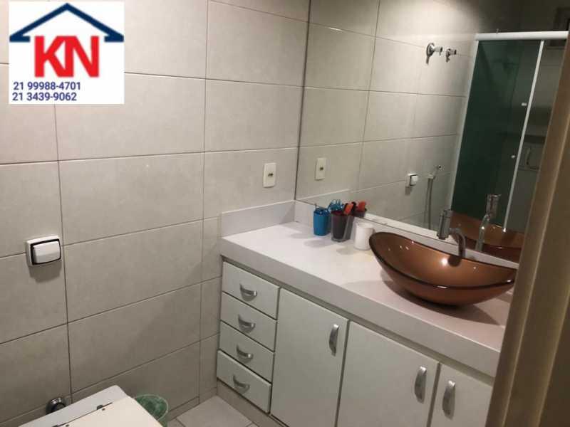09 - Apartamento 3 quartos à venda Laranjeiras, Rio de Janeiro - R$ 1.000.000 - KFAP30219 - 10