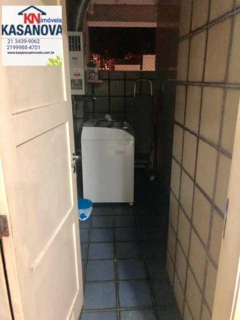 11 - Apartamento 3 quartos à venda Laranjeiras, Rio de Janeiro - R$ 1.000.000 - KFAP30219 - 12