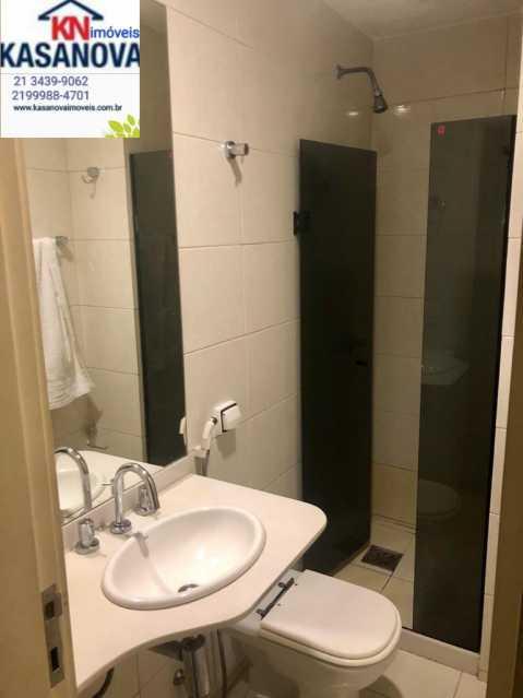 08 - Apartamento 3 quartos à venda Laranjeiras, Rio de Janeiro - R$ 1.000.000 - KFAP30219 - 9