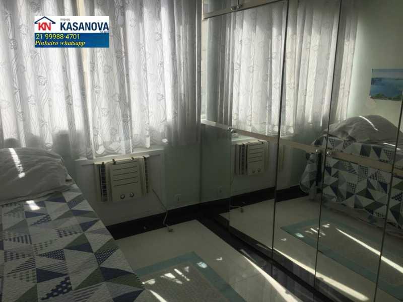 13 - Apartamento 2 quartos à venda Copacabana, Rio de Janeiro - R$ 1.100.000 - KFAP20280 - 14