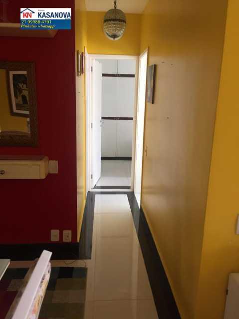 05 - Apartamento 2 quartos à venda Copacabana, Rio de Janeiro - R$ 1.100.000 - KFAP20280 - 6