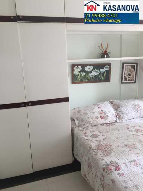 07 - Apartamento 2 quartos à venda Copacabana, Rio de Janeiro - R$ 1.100.000 - KFAP20280 - 8