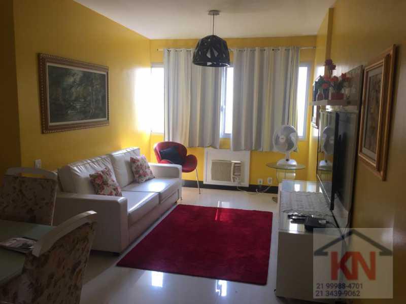 03 - Apartamento 2 quartos à venda Copacabana, Rio de Janeiro - R$ 1.100.000 - KFAP20280 - 4