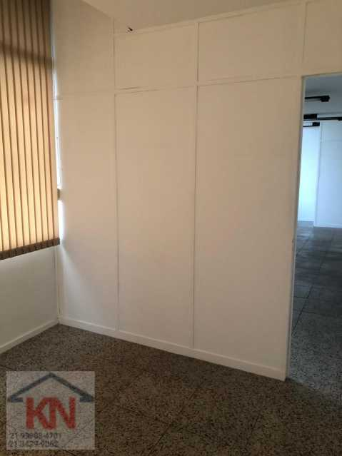 04 - Sala Comercial 48m² à venda Botafogo, Rio de Janeiro - R$ 850.000 - KFSL00022 - 6