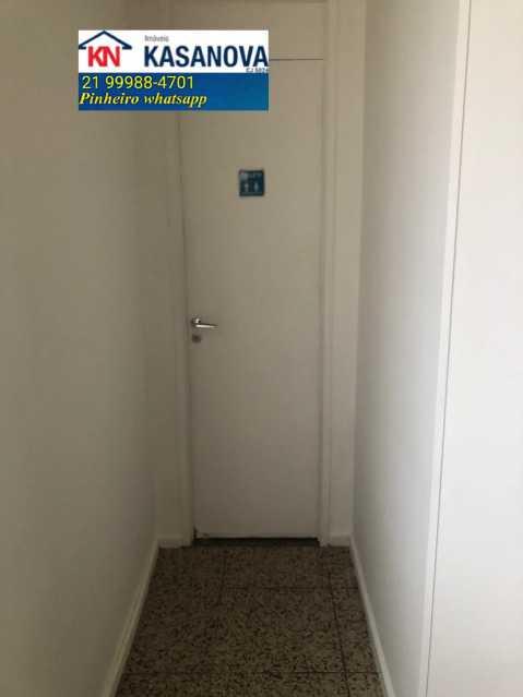 07 - Sala Comercial 48m² à venda Botafogo, Rio de Janeiro - R$ 850.000 - KFSL00022 - 8