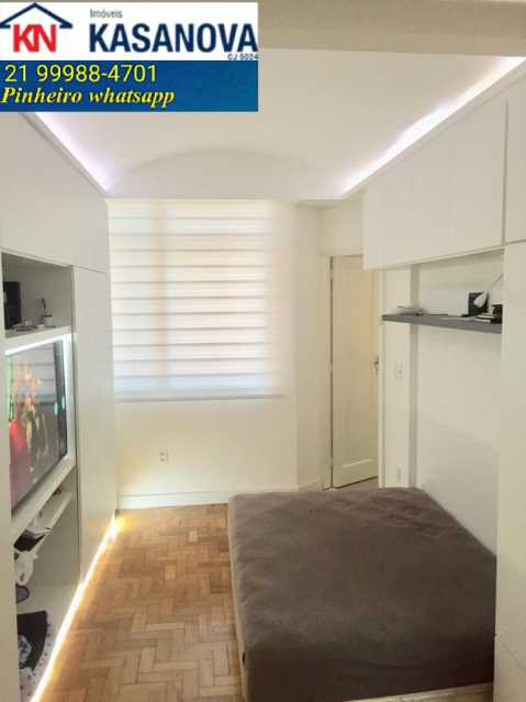 01 - Kitnet/Conjugado 35m² à venda Flamengo, Rio de Janeiro - R$ 450.000 - KFKI10015 - 1