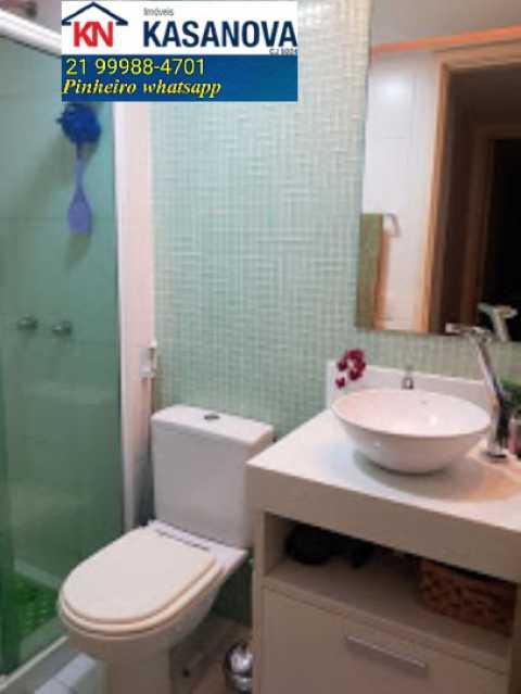 11 - Apartamento 2 quartos à venda Laranjeiras, Rio de Janeiro - R$ 895.000 - KFAP20282 - 12