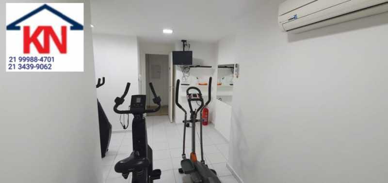 16 - Apartamento 2 quartos à venda Laranjeiras, Rio de Janeiro - R$ 895.000 - KFAP20282 - 17