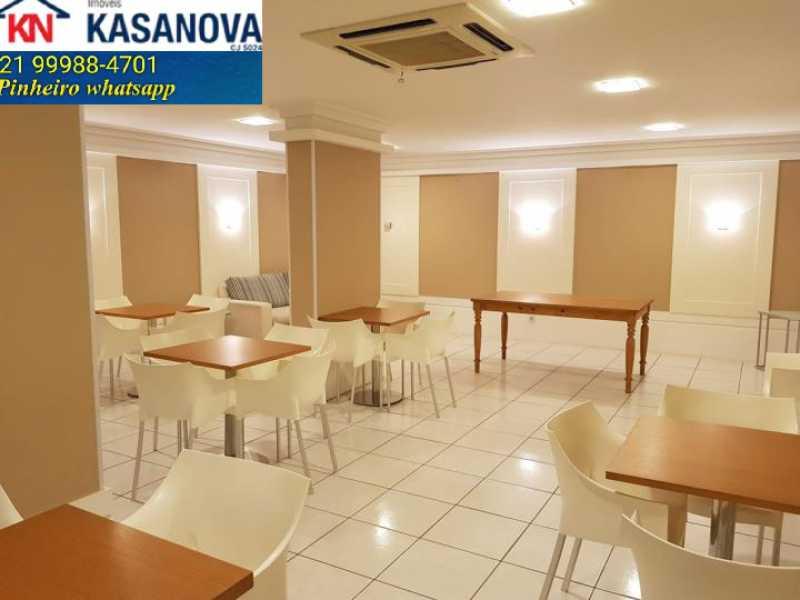 17 - Apartamento 2 quartos à venda Laranjeiras, Rio de Janeiro - R$ 895.000 - KFAP20282 - 18