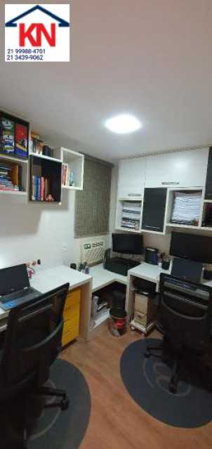 14 - Apartamento 2 quartos à venda Laranjeiras, Rio de Janeiro - R$ 895.000 - KFAP20282 - 15