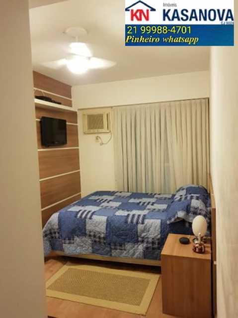 08 - Apartamento 2 quartos à venda Laranjeiras, Rio de Janeiro - R$ 895.000 - KFAP20282 - 9