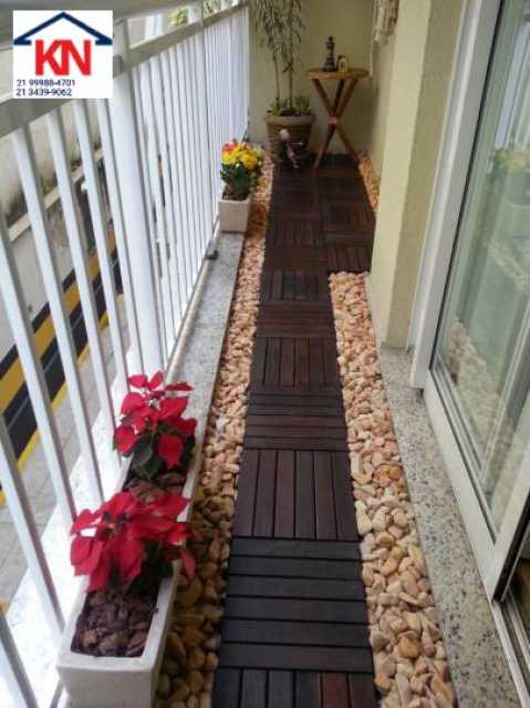 01 - Apartamento 2 quartos à venda Laranjeiras, Rio de Janeiro - R$ 895.000 - KFAP20282 - 1