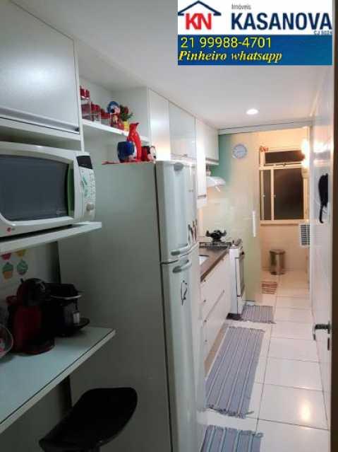12 - Apartamento 2 quartos à venda Laranjeiras, Rio de Janeiro - R$ 895.000 - KFAP20282 - 13