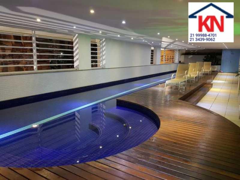 15 - Apartamento 2 quartos à venda Laranjeiras, Rio de Janeiro - R$ 895.000 - KFAP20282 - 16