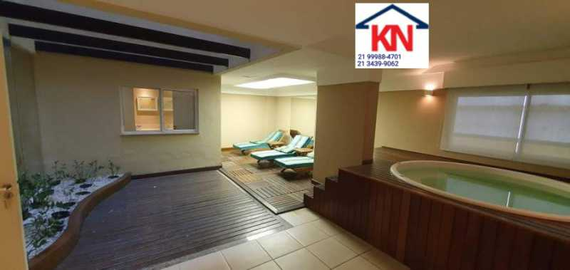 19 - Apartamento 2 quartos à venda Laranjeiras, Rio de Janeiro - R$ 895.000 - KFAP20282 - 20