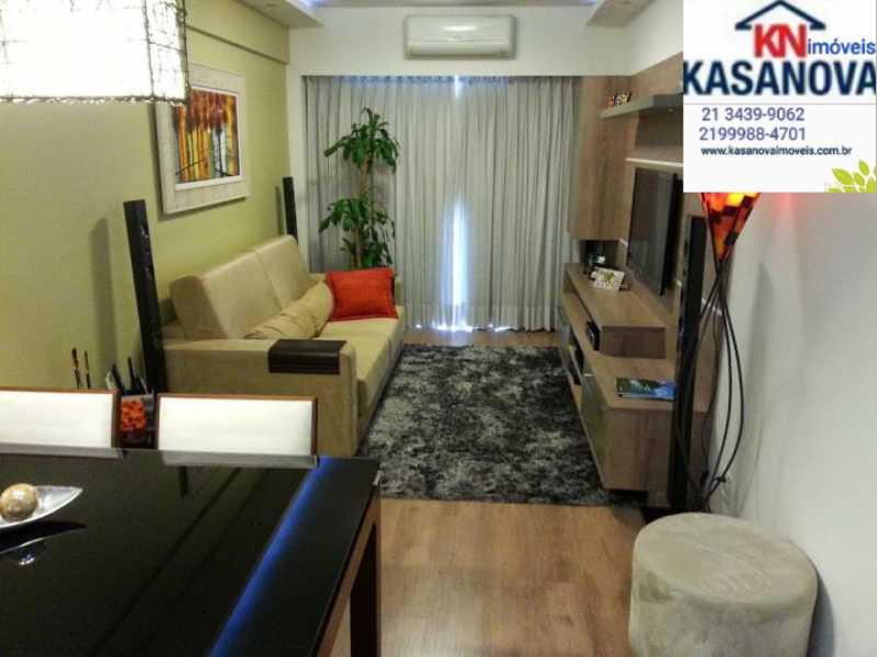 03 - Apartamento 2 quartos à venda Laranjeiras, Rio de Janeiro - R$ 895.000 - KFAP20282 - 4
