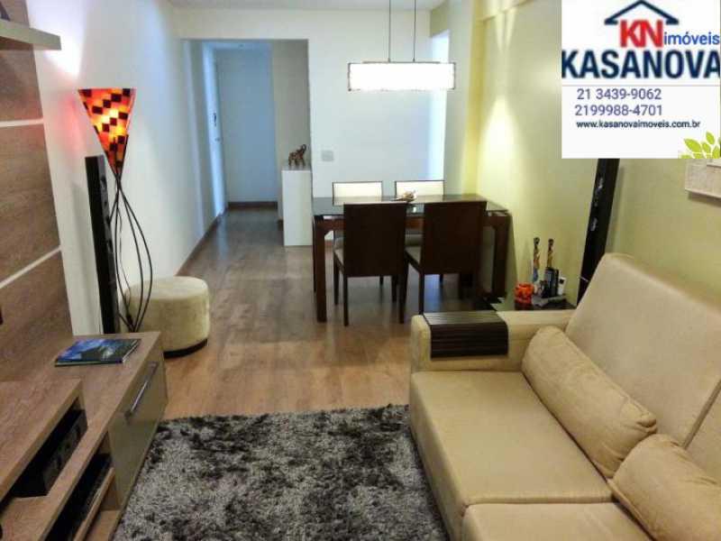 02 - Apartamento 2 quartos à venda Laranjeiras, Rio de Janeiro - R$ 895.000 - KFAP20282 - 3