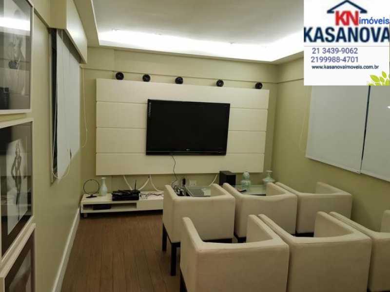 20 - Apartamento 2 quartos à venda Laranjeiras, Rio de Janeiro - R$ 895.000 - KFAP20282 - 21
